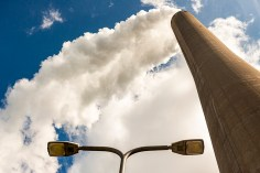 Reportage: Amer Centrale Power Plant: Smoking Chimney