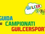 GUIDA AI CAMPIONATI GUILCERSPORT 9 e 10 APRILE 2016