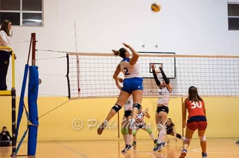 Pallavolo Femminile Serie C. L'esperienza e la classe di Emanuela Piccioni ancora al servizio del Ghilarza