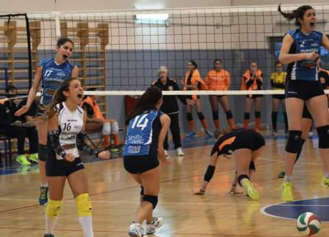 Volley Serie B2 Femminile. Nulla da fare per l'Ariete sconfitta a Roma