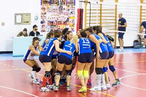 Volley C Femminile. Esordio casalingo vincente per l'A.M. Santa Lucia Volley Ghilarza
