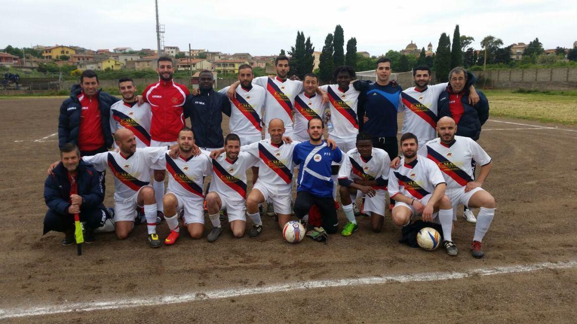 """Calcio 2a Categoria girone F. La """"schedina"""" della settimana di Alberto Marceddu """"ariete"""" del Monterra"""