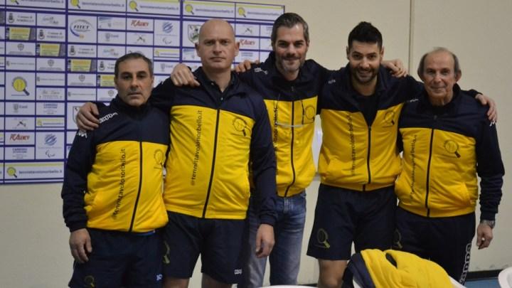 Tennistavolo Norbello. Fuori al 3° Turno dalla Coppa Europea. La C1 vince a Roma.