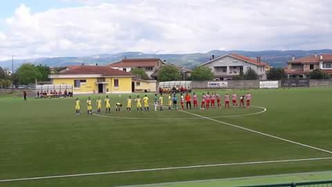 Calcio1a Categoria C. Il Borore pareggia ad Abbasanta e mantiene inalterato il vantaggio di 4 punti