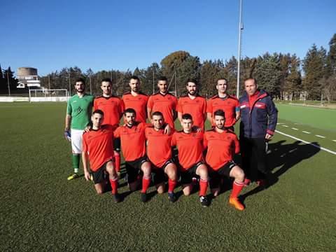Calcio 1a Categoria C. L'Abbasanta batte il CR Arborea e conclude al secondo posto una stagione che lascia tanto amaro in bocca