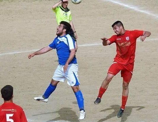"Calcio 1a Categoria C. La ""schedina"" di Sergio Madau, centrocampista del Samugheo"