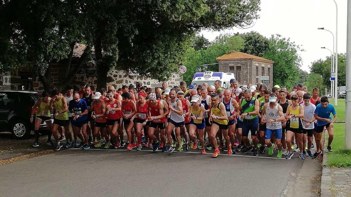 Atletica. In corso di svolgimento il Giro Podistico del Guilcier dedicato a Giovanni Antonio Manca