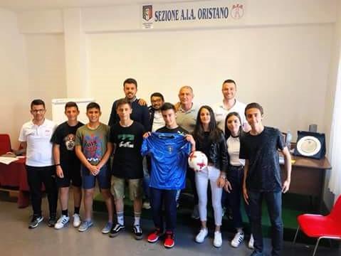 Esami superati per nuovi giovani arbitri dell'AIA di Oristano. Ecco i loro nomi