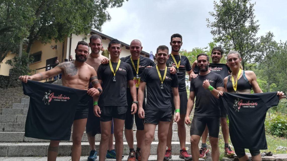 Gli atleti del GuilcierTeam brillano allo Shardana Factory Race di Sadali