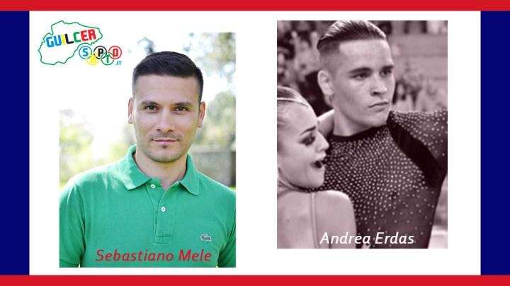 Danza sportiva. Sosteniamo con il nostro voto Mele e Erdas in lizza per il titolo italiano di  miglior maestro e ballerino