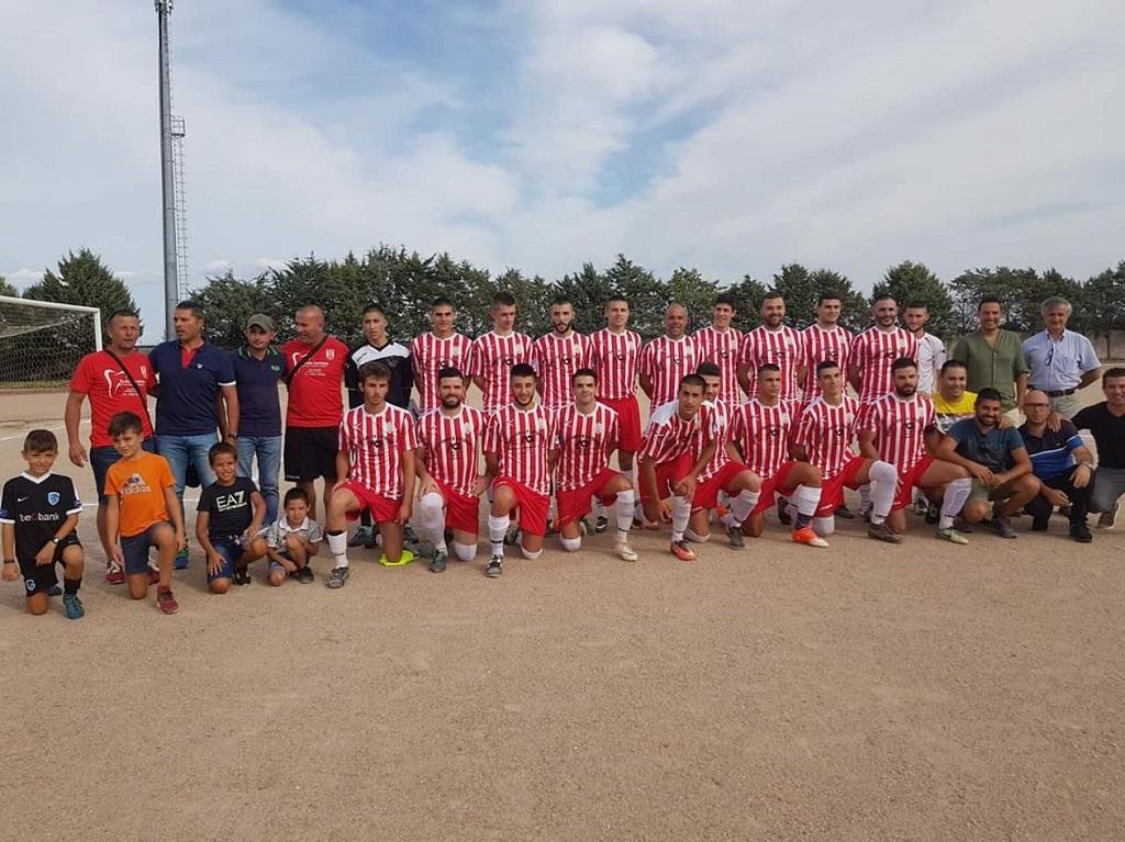 """Calcio Promozione B. Mister Boi: """"Il mio Borore parte umile con l'obiettivo della salvezza"""""""