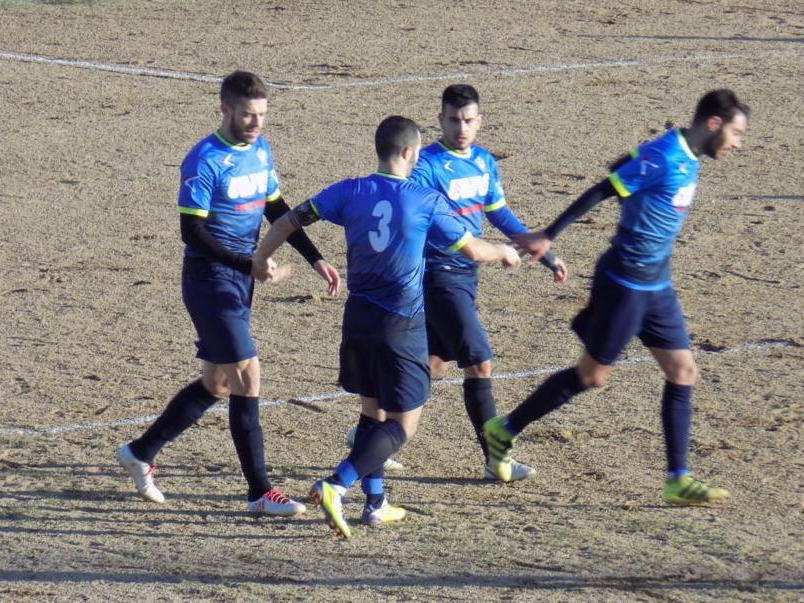 Video notizia calcio 1A  Categoria C. Paulese forza sei a Bultei