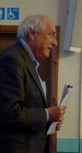 Tim Harrold spoke on behalf of the Guildford division of the Campaign for the Protection of Rural England