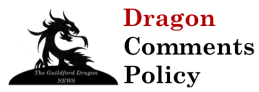 Dragon Comments Policy