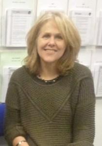 Joan O'Byrne, manager of Guildford CAB.