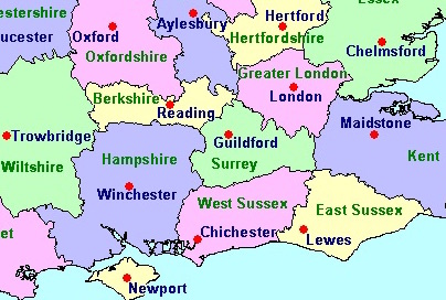 Guilford England Map.Guildford Dragon News The Guildford Dragon