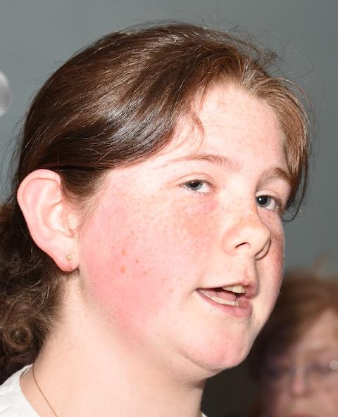Karen Taylor, music director of the Rhythm of Life choir.