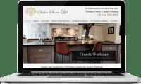 Sabre Stone Brochure website in Surrey