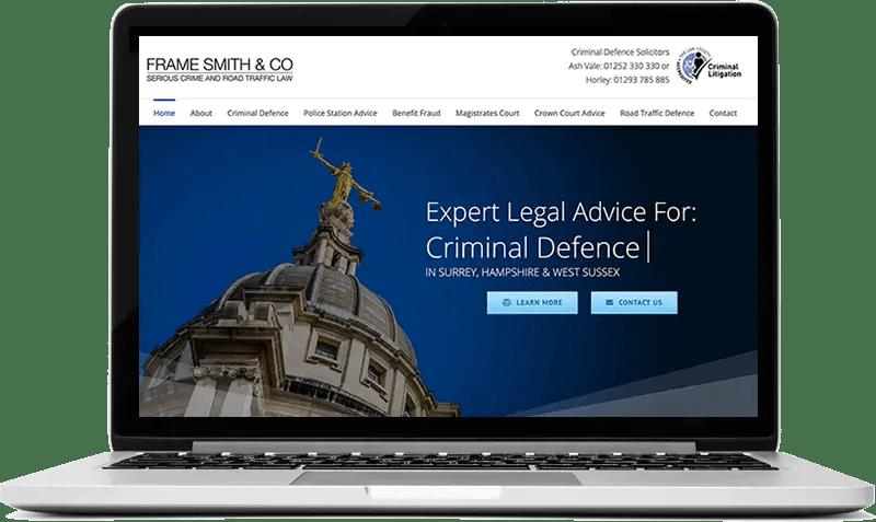 Criminal Defence Solicitors Surrey