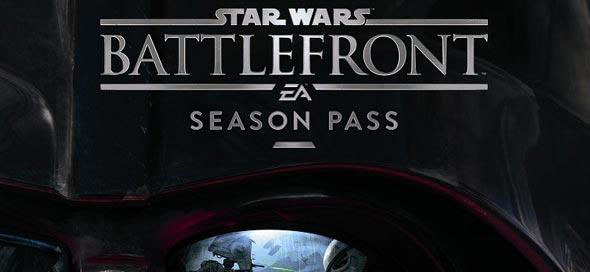 Star Wars Battlefront Season Pass Code