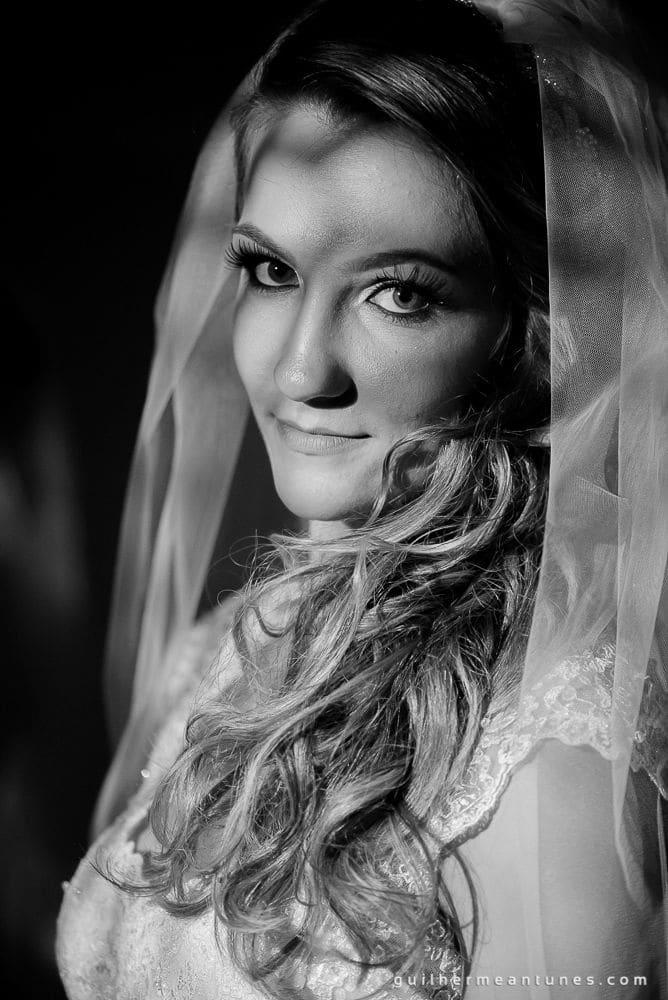 Fotografia de Casamento Luana e Alysson noiva
