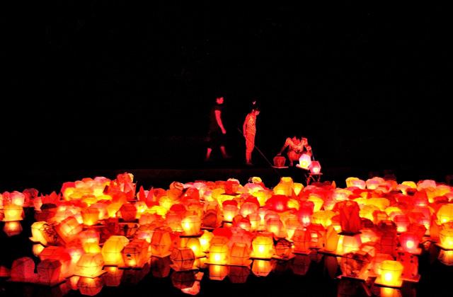 Ziyuan River Lantern Festival