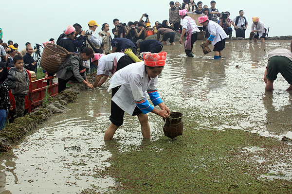 Spring Plowing Festival,Longsheng