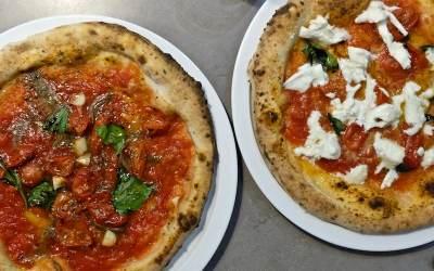 Guillaume Grasso, La Vraie Pizza napolitaine est dans le 15eme