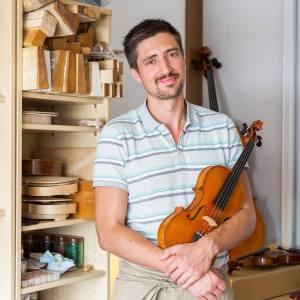 Guillaume KESSLER, luthier du quatuor à Strasbourg