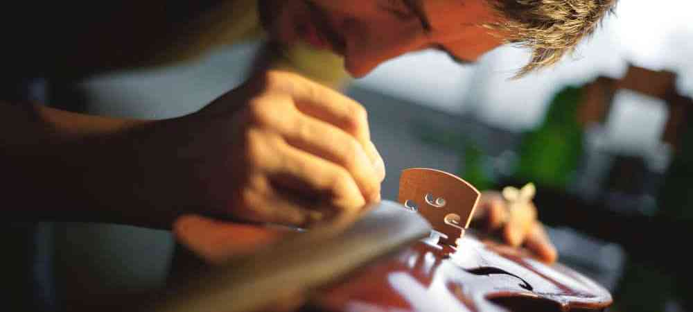 Guillaume KESSLER - Luthier du quatuor
