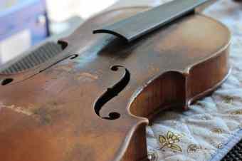 Acheter son violon d'occasion