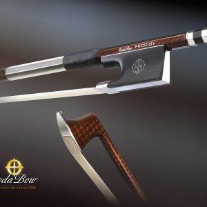 CodaBow Prodigy - Archet de violon en carbone