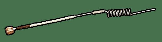 La corde Warchal Mi Amber pour violon, une révolution