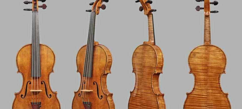 Le prix des violons de maître