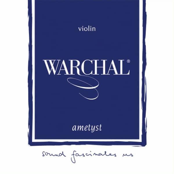 Jeu de cordes Warchal Ametyst pour violon