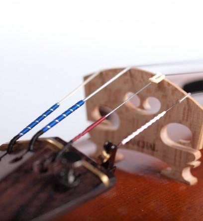 panachage warchal russian style pour violon cordier et chevalet