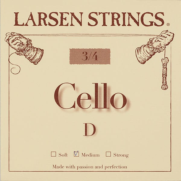 larsen originale pour petit violoncelle re moyen