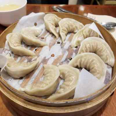 Raviolis coréens
