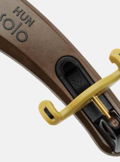 Épaulière Kun Solo pour violon pliable