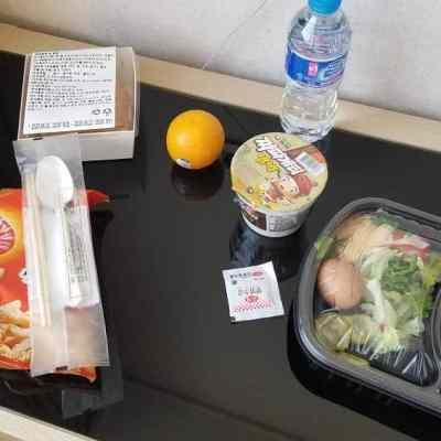 Les repas de la quarantaine en Corée 2