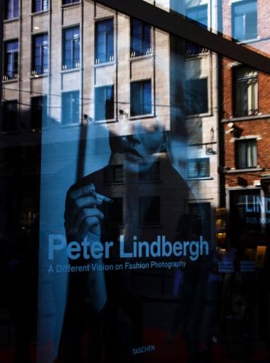 Dédicace Peter Lindbergh Taschen Bruxelles