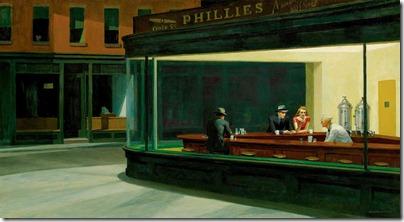 Edward_Hopper-Nighthawks-1942