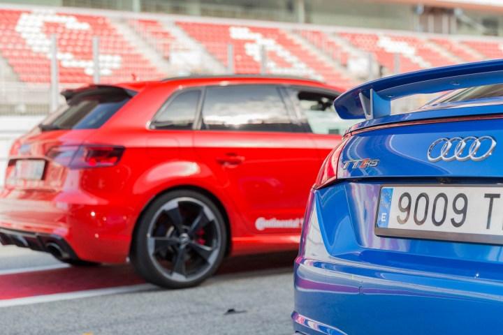 Audi driving experience @ Montmeló - Circuit de Catalunya