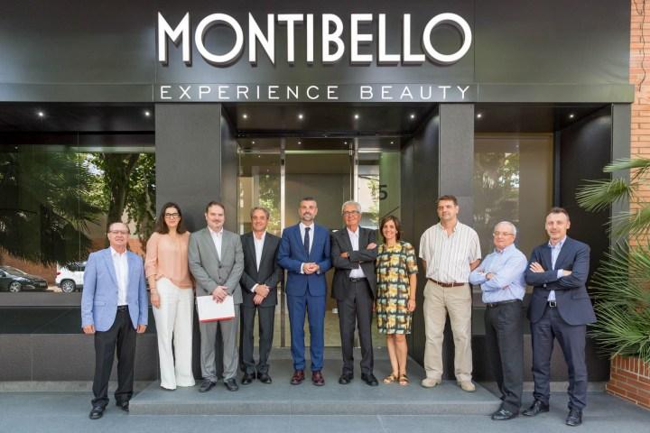 Visita Santi Vila a Montibello