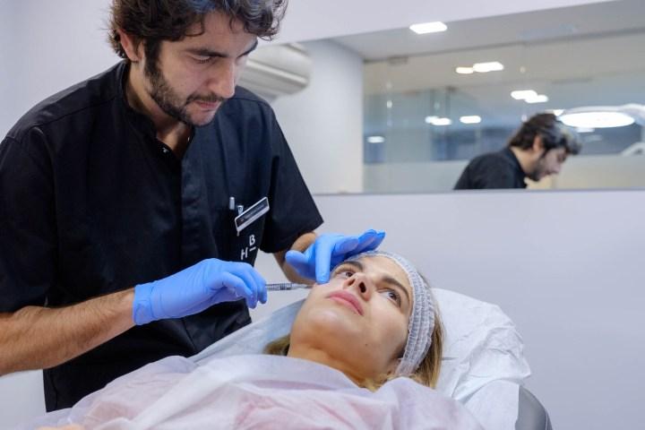 Silvia Bosch para Clínica Hepler Bone