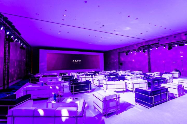 Evento Coty @ Hotel W Barcelona