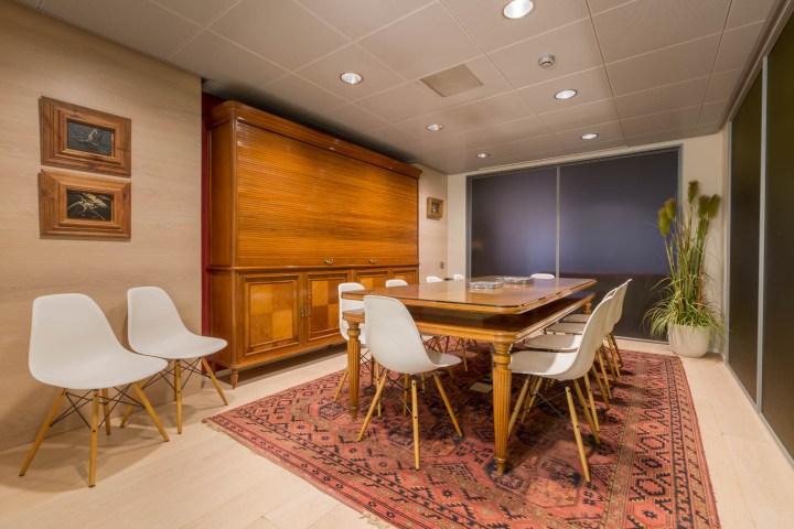 Fotografías de las oficinas de Finques Carbonell para su web