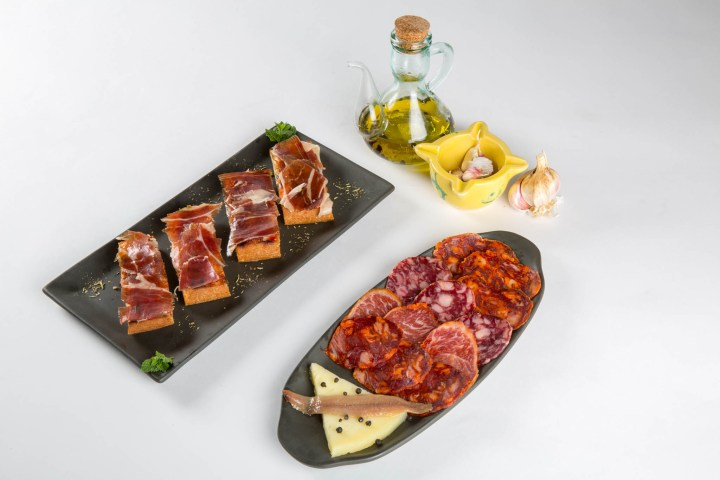 Fotografías de comida y platos del restaurante Casa Fuster de Sabadell