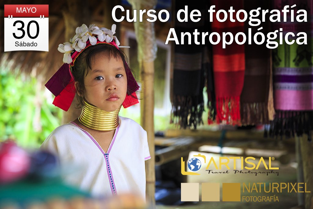 Nuevo curso de fotografía antropológica con Artisal y Naturpixel