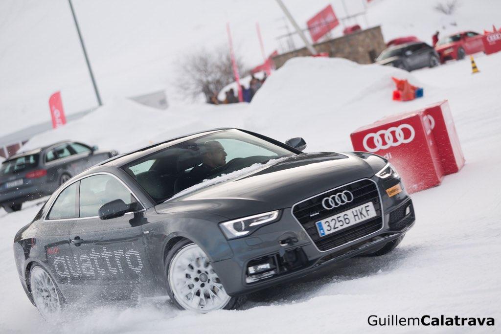 Conducción en nieve (2)